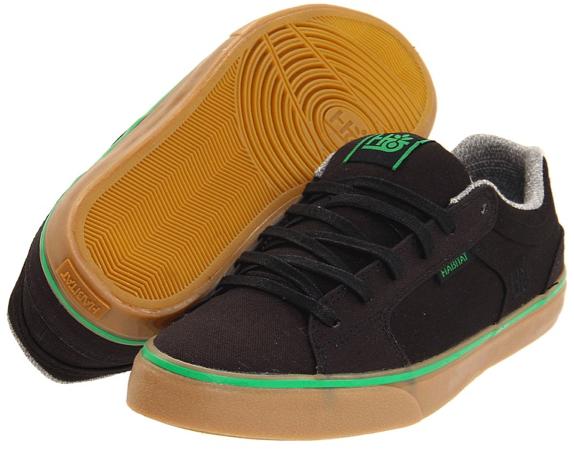 Vireo Vegan Skateboard shoe Hemp Canvas
