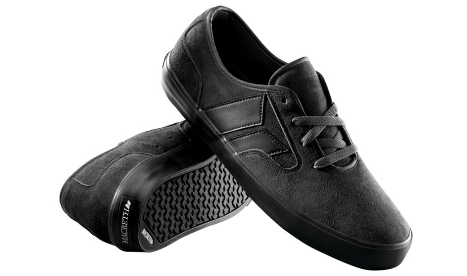 Vegan Skate Shoe Pendleton by Macbeth
