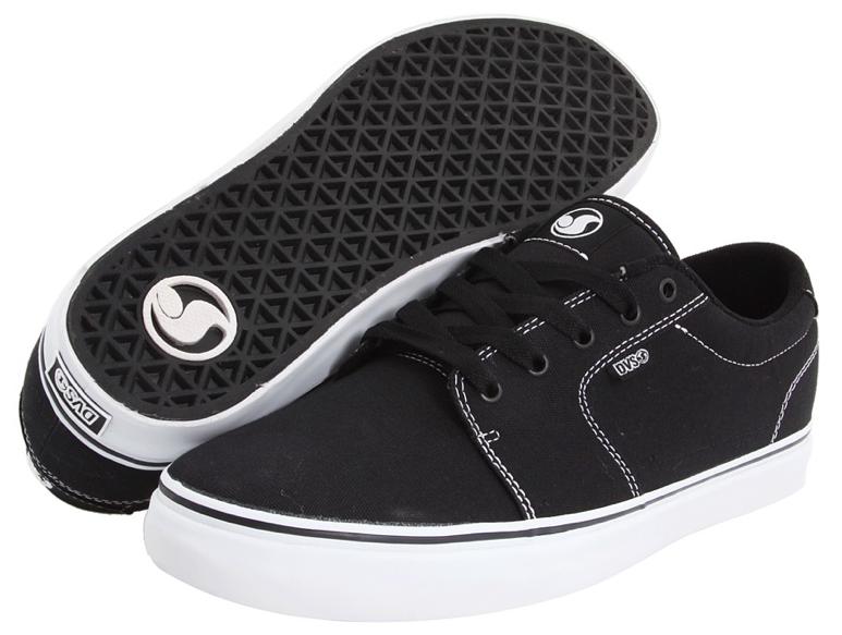 Vegan Skateboard shoes by DVS