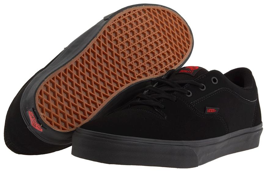 Vegan Vans Style 99 skateboard shoes