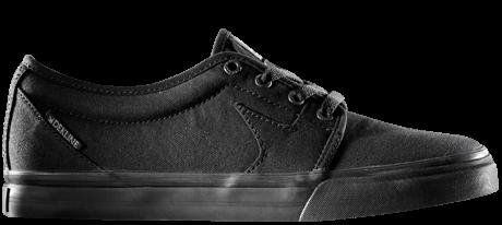 Black Vegan Skateboard Shoe by Dekline