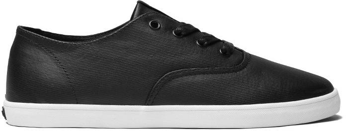 Waxed Twill Vegan Skateboard Shoe