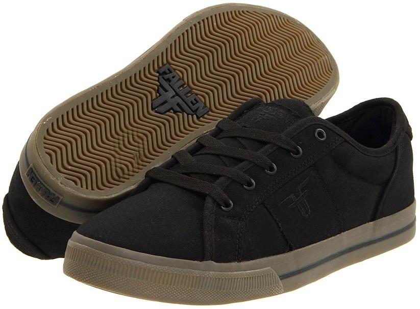 Fallen Vegan Skateboard shoes