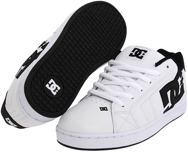 Vegan DC skate shoes