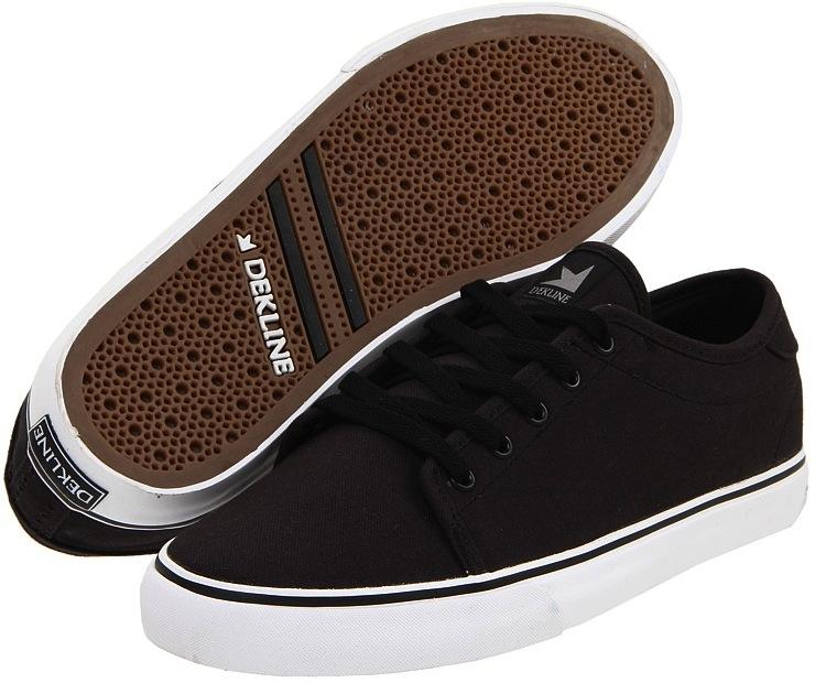 Vegan Dekline Santa Fe skeateboard shoe