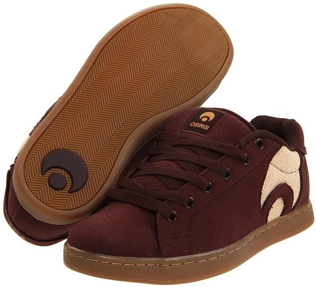 Vegan Osiris Troma Icon Skateboard shoes