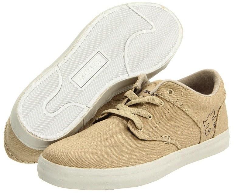 Vegan Hemp Skateboard Shoes