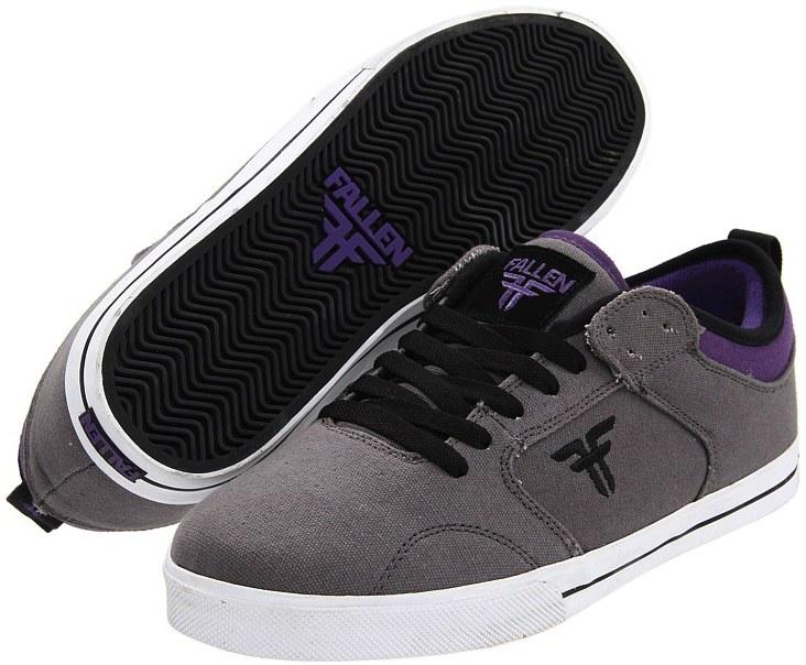 Vegan Fallen Clipper Skateboard shoes