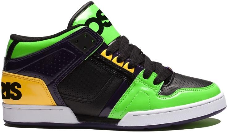 Osiris NYC 83 MID Vegan skate shoes