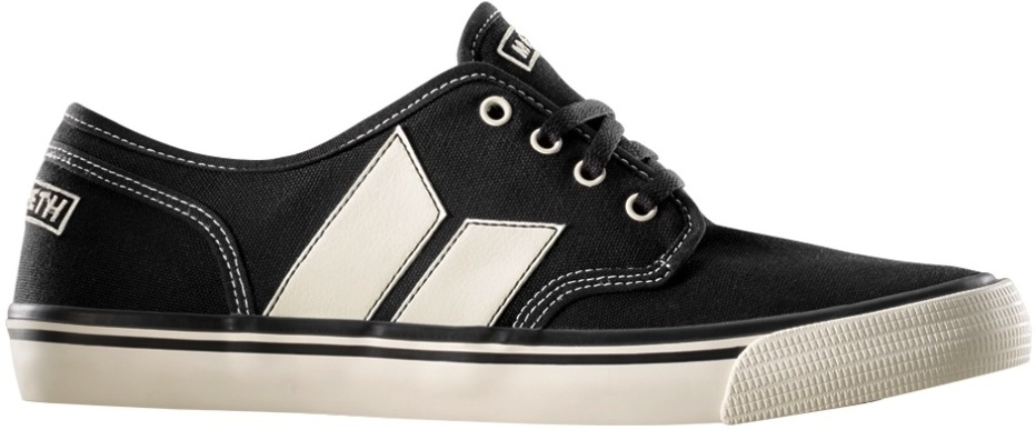 Black Vegan Skateboard shoes