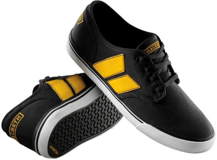 Macbeth Vegan Skateboard shoes