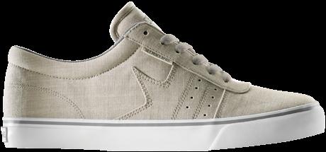 Canvas Dekline Vegan skateboard shoes