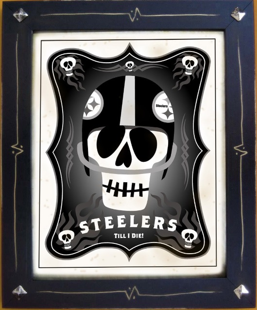 Day of the Dead Steelers