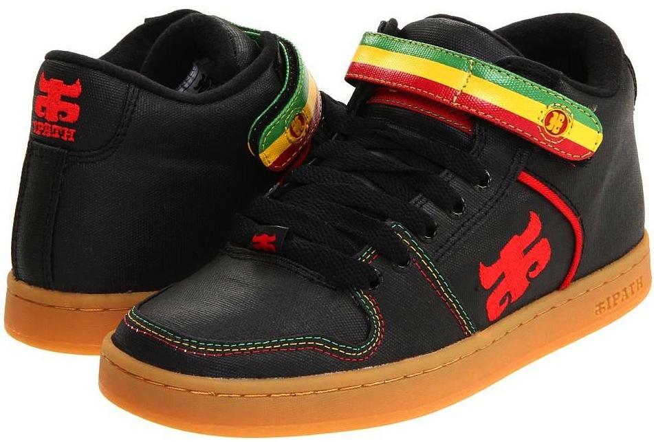 iPath Vegan skateboard shoes
