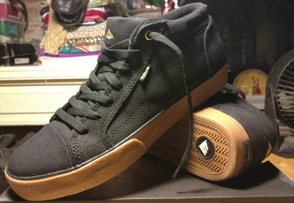 Vegan Skate shoes Emerica Hsu 2