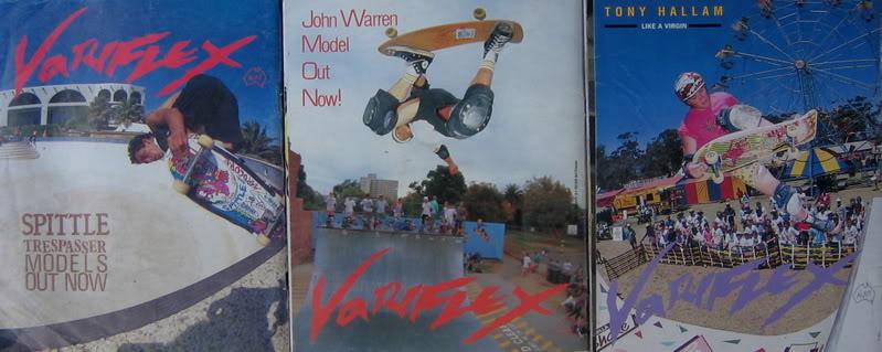 Variflex John Warren Ad