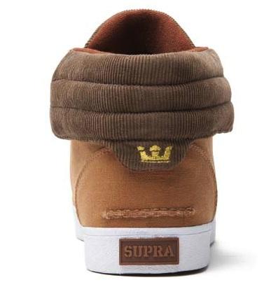 Vegan Skateboard shoes, Passion from Supra Footwear