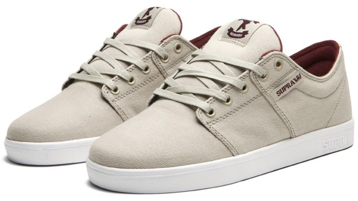 Stacks Vegan Skateboard shoe by Supra