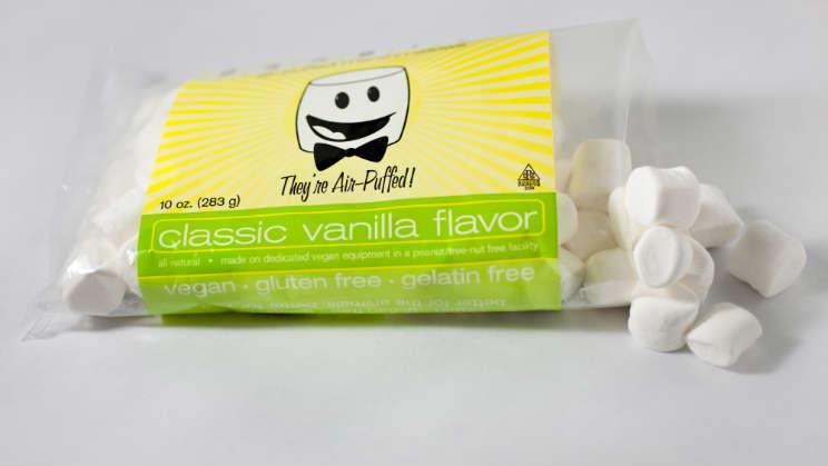 Vegan Marshmallows from Chicago Vegan Foods