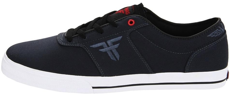 Fallen Skateboard shoes, Vegan Canvas, Victory