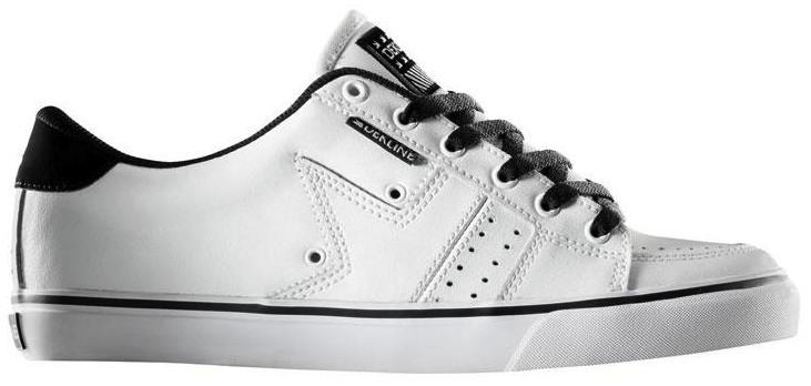Paxton Dekline Vegan Synthetic Leather skateboard shoes