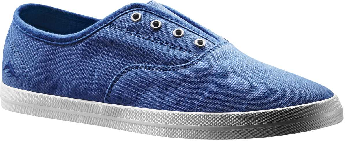 Skateboard shoes from Emerica, Vegan Canvas