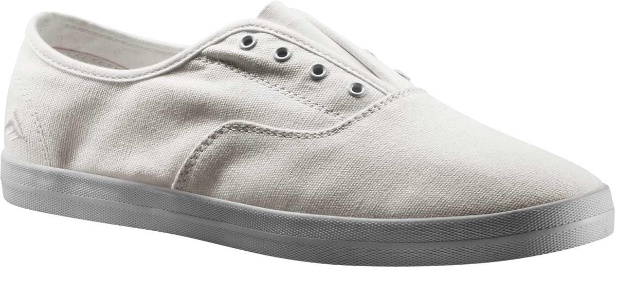 Vegan Skateboard shoes from Emerica in Canvas
