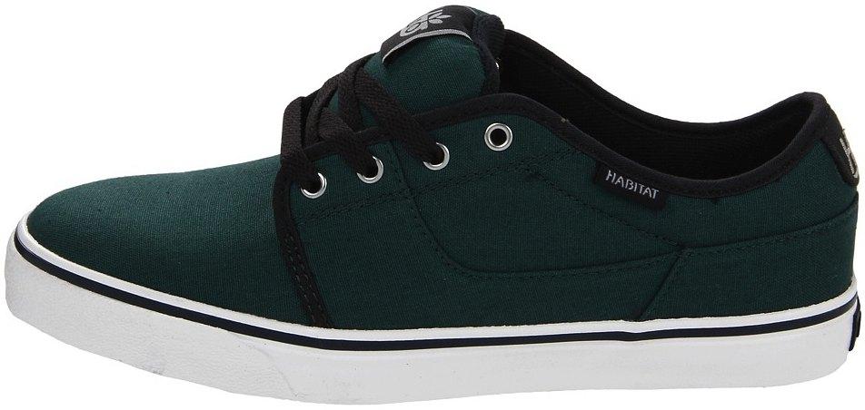 Vegan skateboard shoes by Habitat Footwear