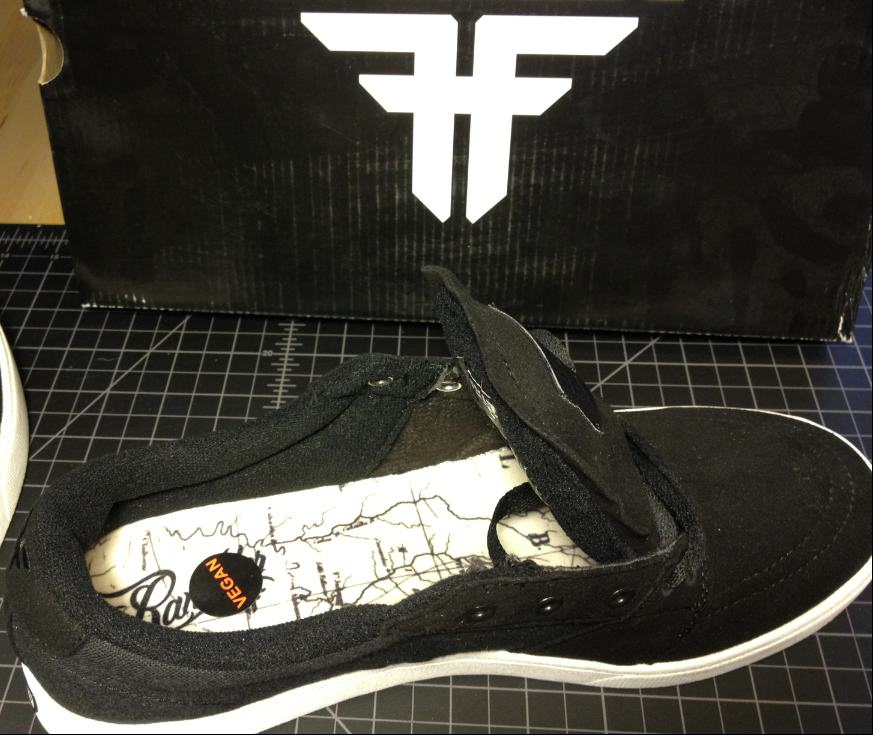 Fallen The Rambler, Vegan Skateboard shoes