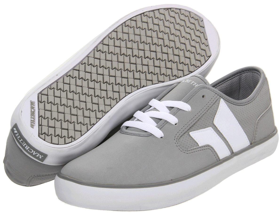 Vegan Macbeth skateboard shoes Pendleton