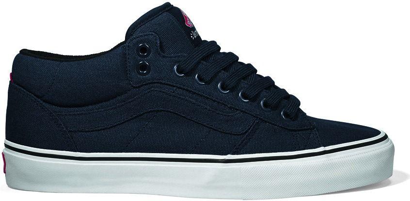 Vegan Vans La Cripta Dos skateboard shoe Omar Hassan