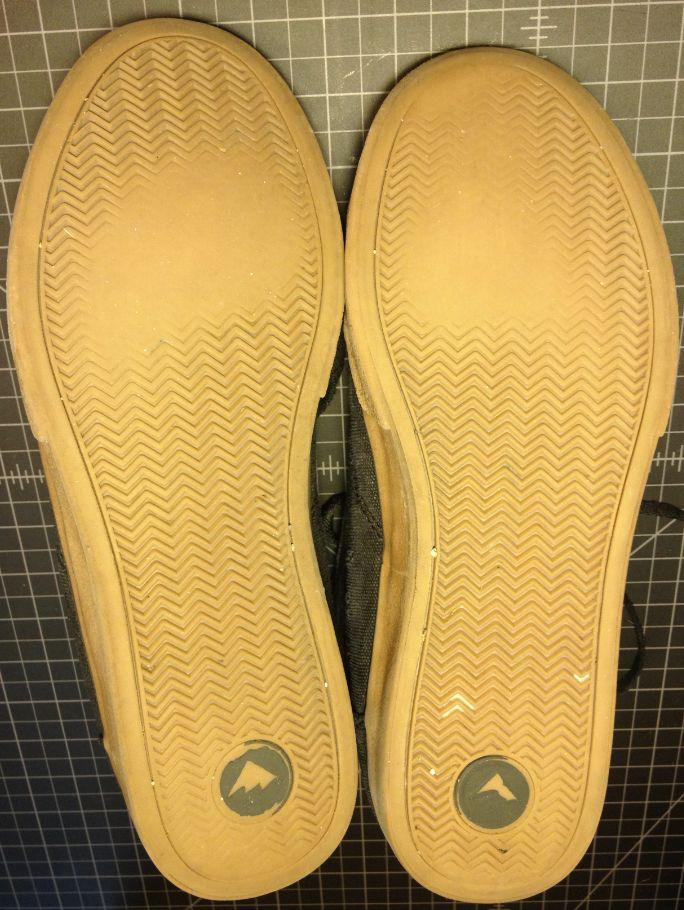 Emerica Hsu 2 Vegan skateboard Canvas shoes
