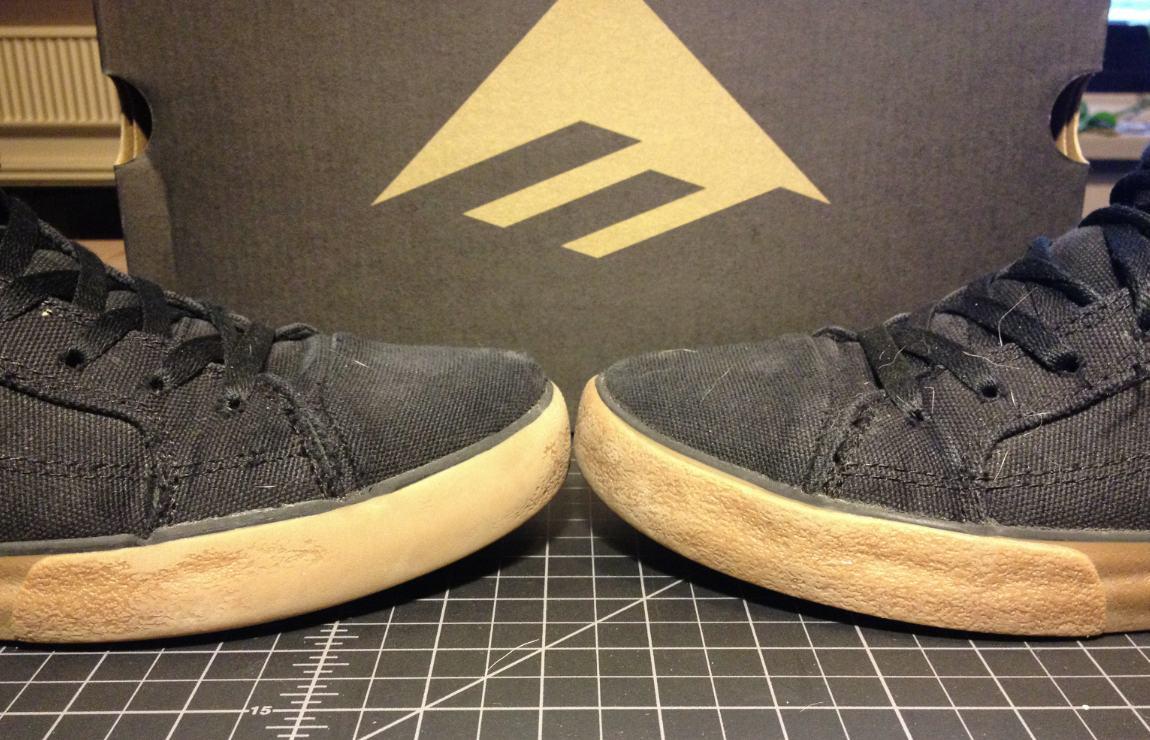 Vegan Skateboard shoes from Emerica
