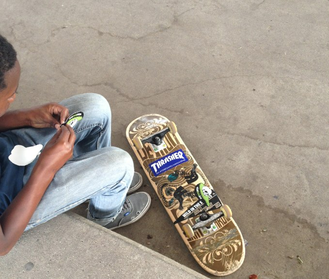 Emerica Wild In the Streets, Go Skateboarding Day 2012 photos Detroit