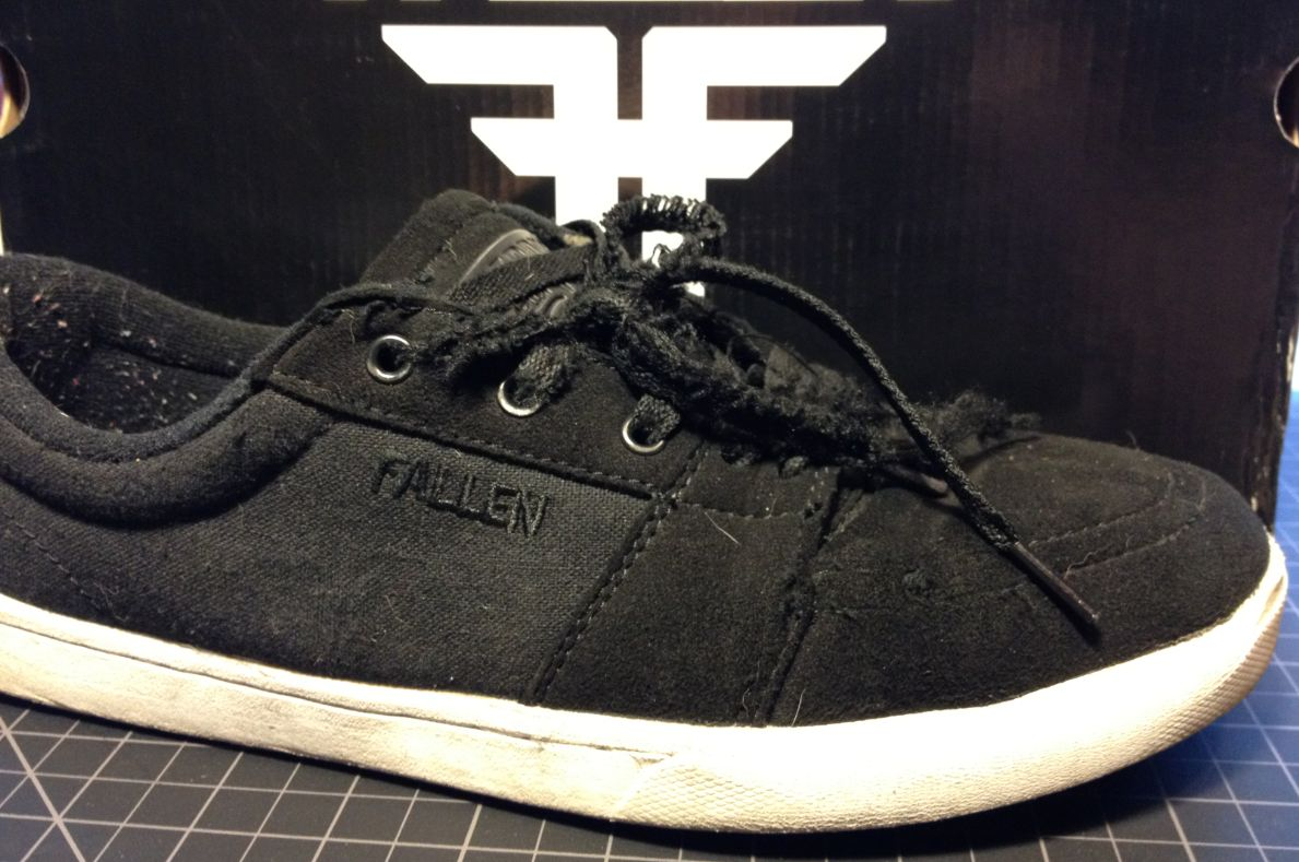 Rambler Vegan Skateboard shoe from Fallen