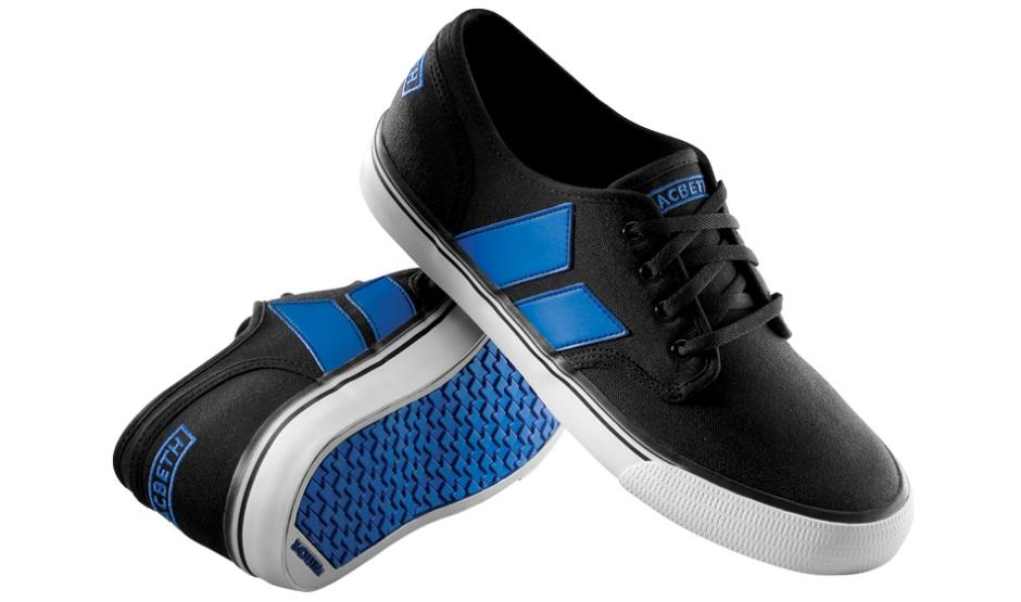 Vegan Langley skateboard shoes