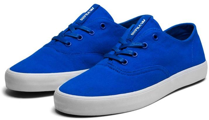 Vegan Supra Wrap skate shoe