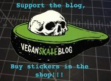 Vegan Skate Blog Shop