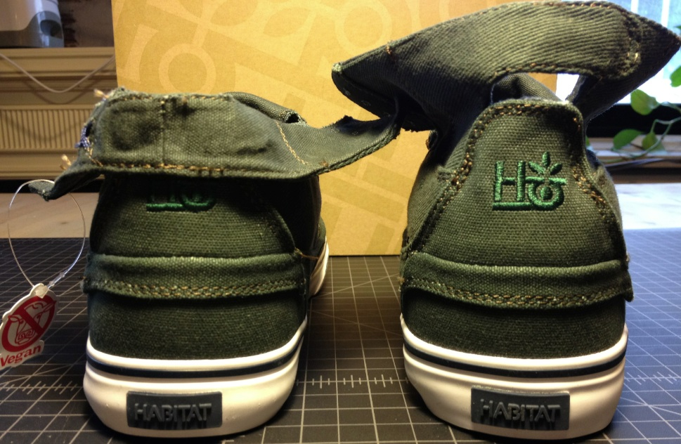 Habitat Vegan Skateboard shoes