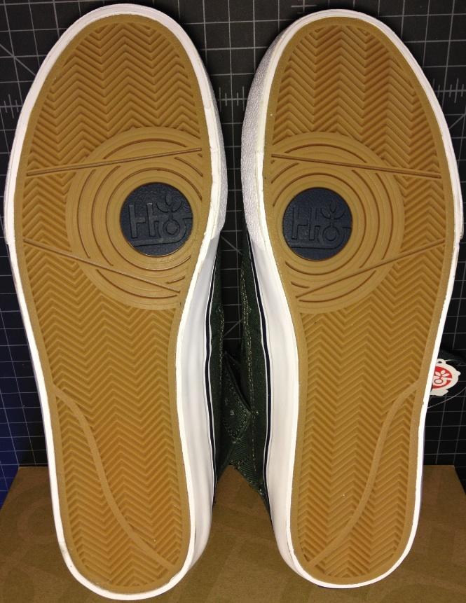 Vegan Skateboard shoes from Habitat