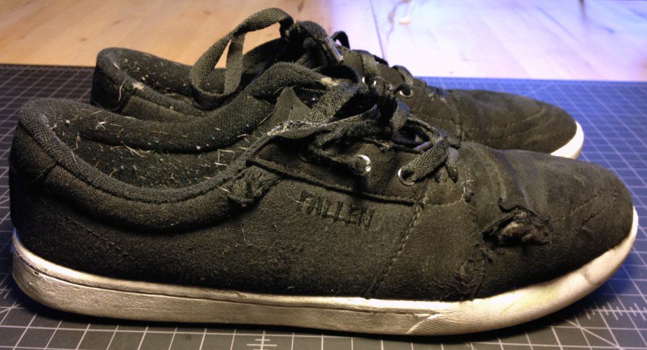 Fallen Rambler Vegan skate shoes