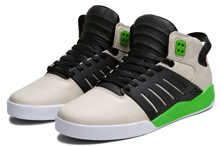 Vegan Supra Skytop III skateboard shoes