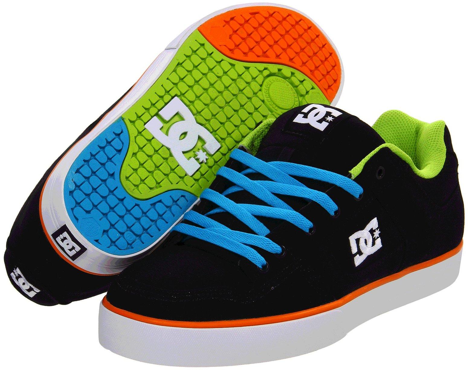 Vegan skateboard shoes DC Pure TX