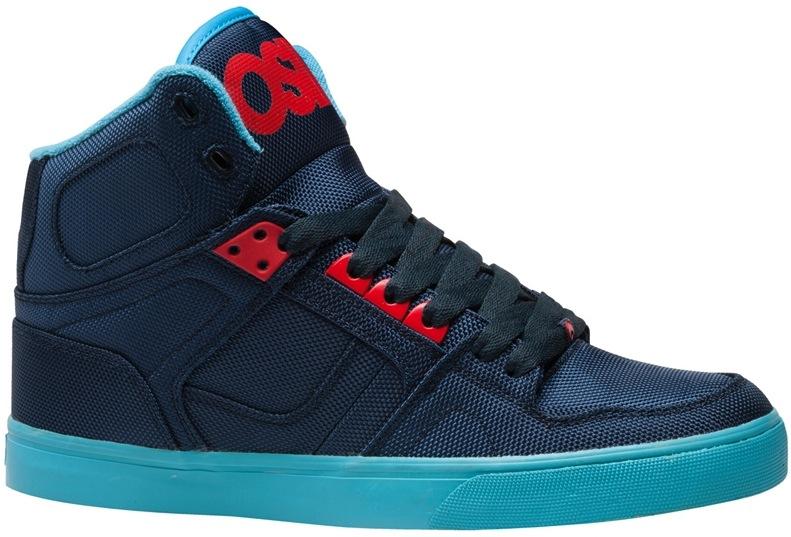 Osiris NYC 83 VLC vegan ballistic nylon skateboard shoes