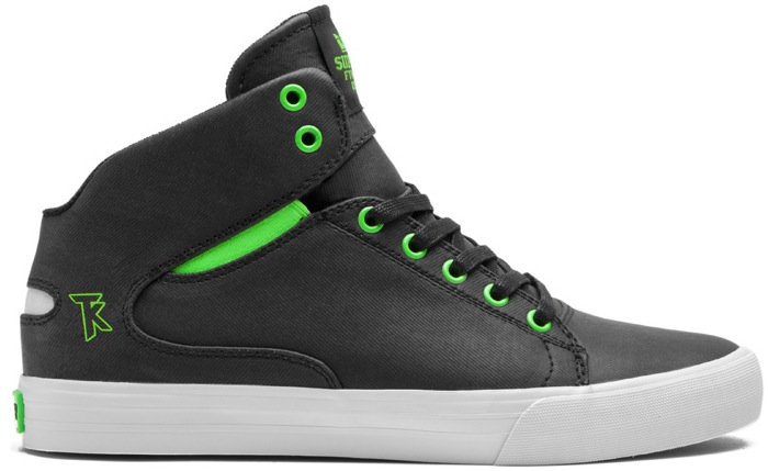 Supra Vegan Skateboard shoes Society Mid