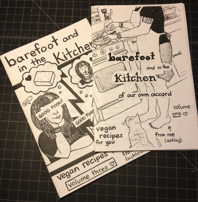 Barefoot & In the Kitchen: Vegan Recipes