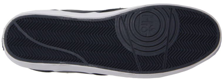 Vegan Skateboard shoes from Habitat Garcia Steel Raven sole