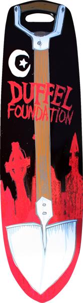 Foundation Duffel Shovel