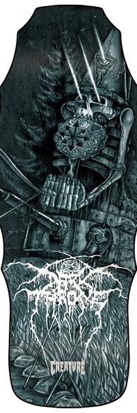 Darkthrone skateboard deck Black Metal