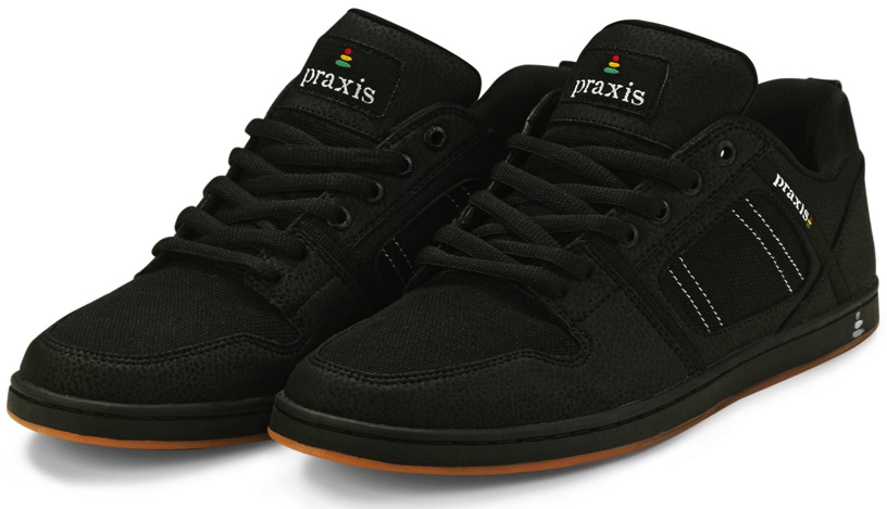 Praxis Core Vegan Skateboard shoes